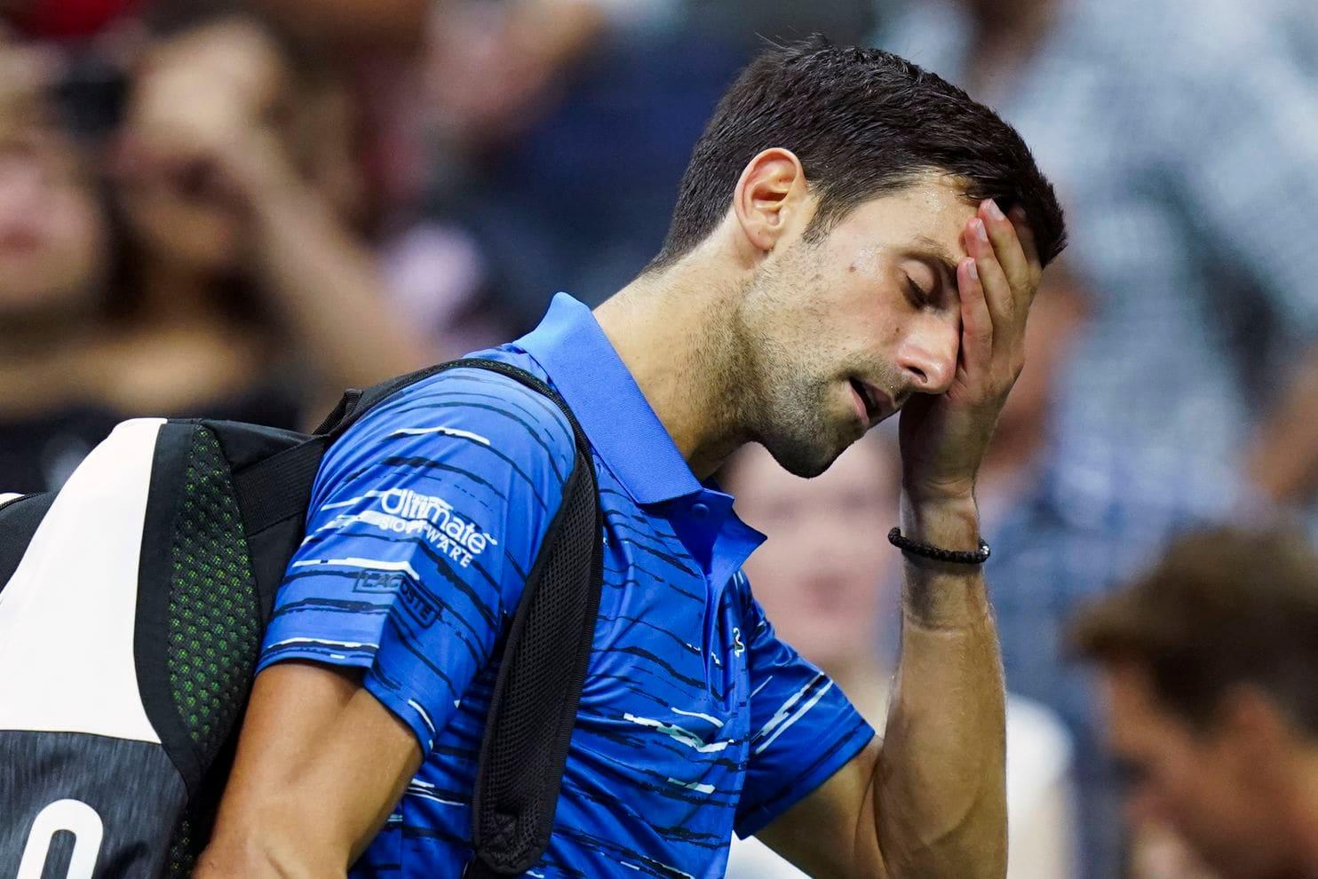 """Tennis, anche Djokovic positivo al Covid-19: """"Mi dispiace per i nuovi casi"""""""