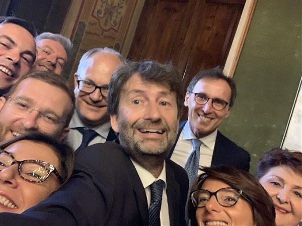 """Franceschini """"La squadra dei ministri Pd piena di voglia di fare"""""""