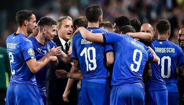 Belgio in testa al ranking Fifa, Italia guadagna una posizione, è 15^