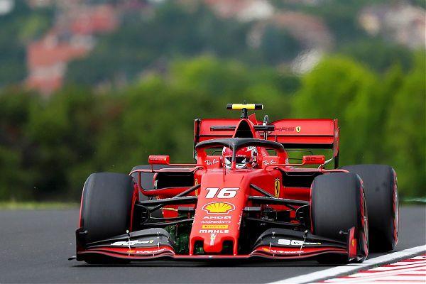 Leclerc vince il Gp del Belgio su Hamilton e Bottas, Vettel 4°