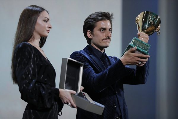 """Venezia, Marinelli """"Dedico il premio a chi salva vite in mare"""""""
