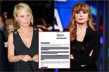 Milly Carlucci nega la diffida ad Amici Celebrities e Mediaset pubblica la lettera