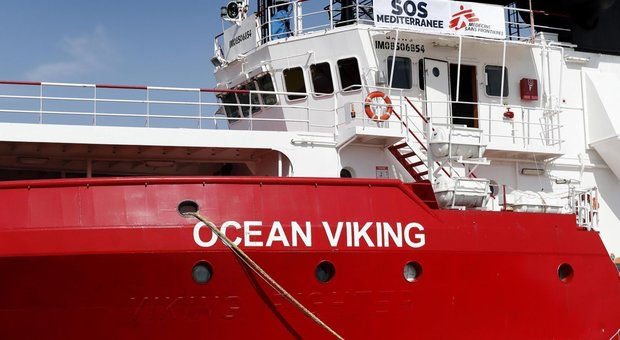 Migranti, la Ocean Viking ha un porto: sbarcherà a Messina