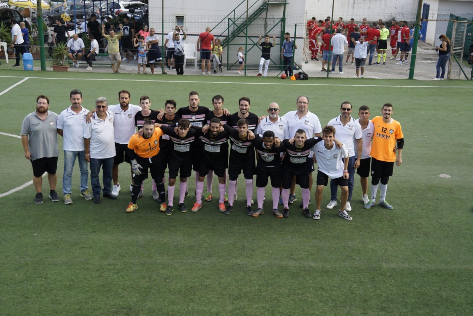 Palermo Calcio a 5, buona la prima: i rosanero battono 3-1 l'Atletico Monreale in Coppa Italia