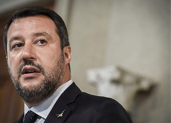 """Salvini: """"Se l'Ilva chiude il Governo si deve dimettere"""""""