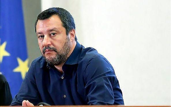 """Salvini """"Migliaia in piazza contro il nuovo Governo"""""""