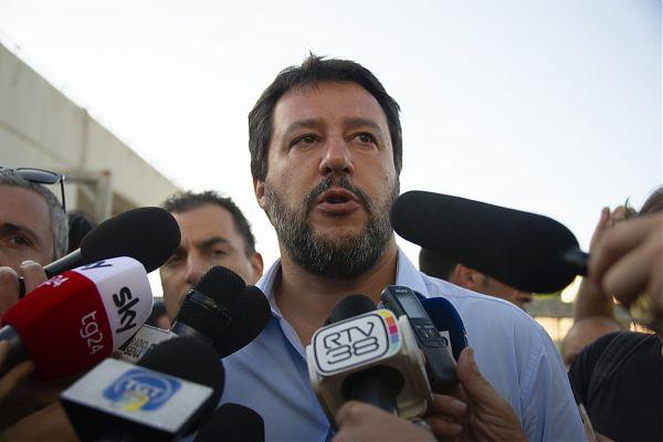 """Salvini """"Il Governo non dura, conto di tornare a vincere"""""""