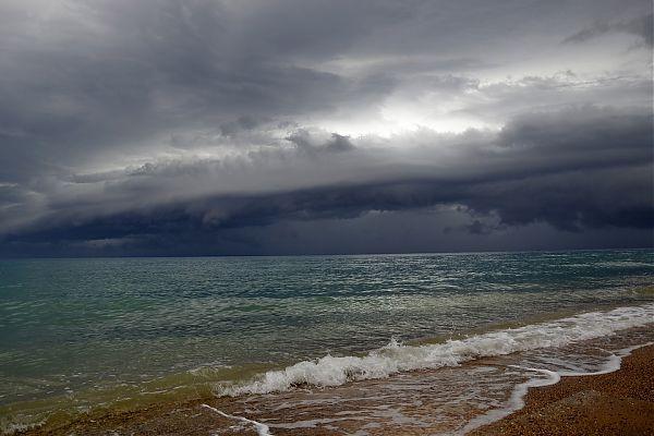 A settembre in Italia dieci temporali al giorno