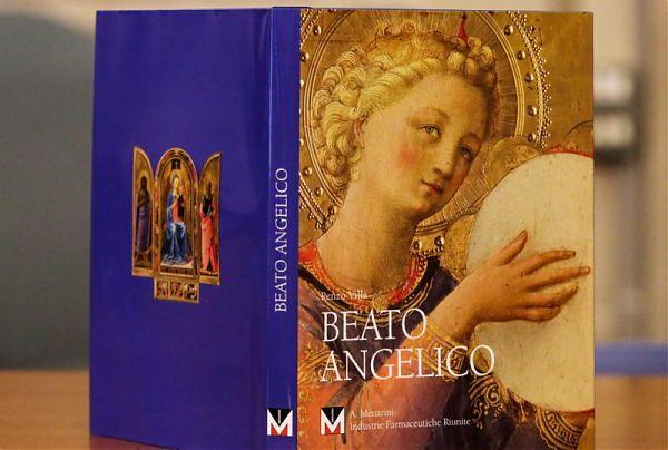 Volume su Beato Angelico entra nella collana d'arte Menarini