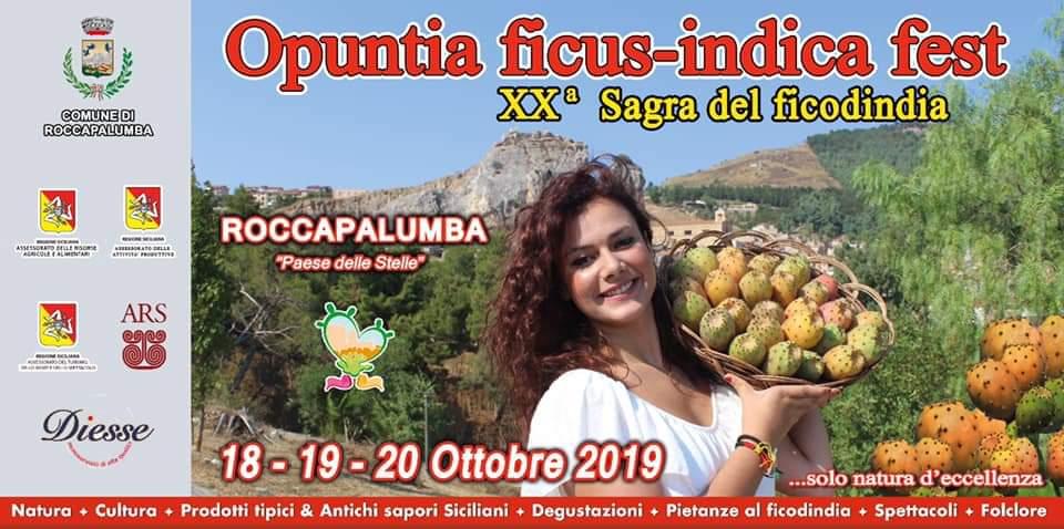 Opuntia Ficus-indica Fest, esplosione di gusto con il ficodindia di Roccapalumba