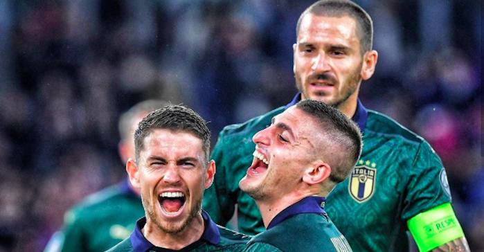L'Italia batte la Grecia 2-0 e si qualifica per Euro2020
