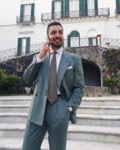 Ruben Santopietro, Taormina gourmet, digital matketing