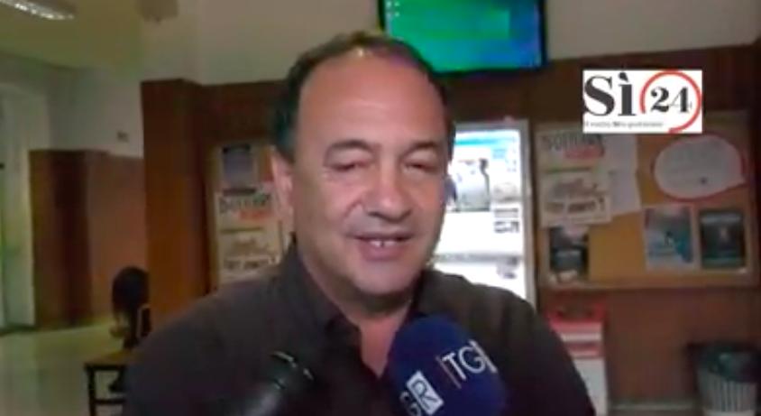 """Migranti, Mimmo Lucano a Palermo: """"La Sicilia è una terra aperta"""""""