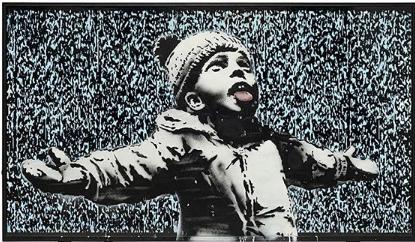 """Bansky apre un negozio online per vendere """"arte, prodotti per la casa e delusioni"""""""