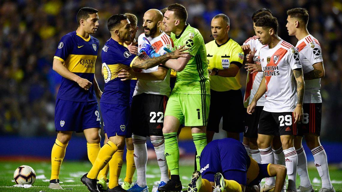 Copa Libertadores, il Boca vince ma non basta. In finale il River