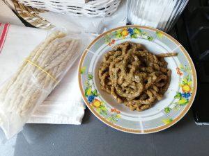 ricetta, pesto di basilico, biologico, busiate fresche, pasta, orto, cucina, ricetta facile,