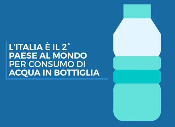 L'acqua del rubinetto è ottima ma in Italia si preferisce la bottiglia