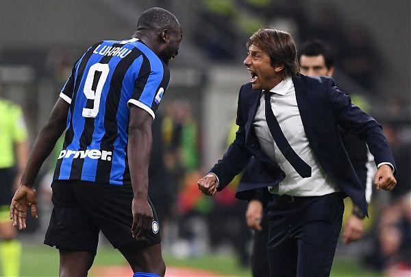 """Inter, Conte:  """"Atalanta forte e bella da vedere, merito di Gasperini"""""""