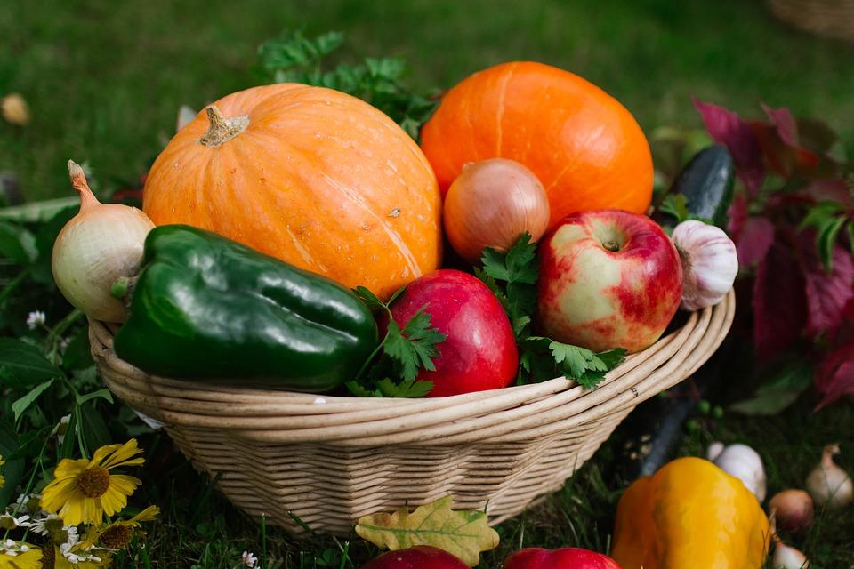 Dieta d'autunno, dimagrire in modo naturale con prodotti di stagione