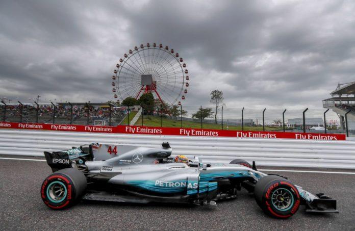 Il tifone Hagibis incombe su Suzuka, qualifiche F1 spostate a domenica