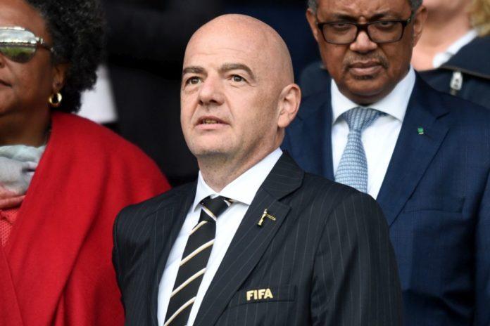 """Mondiale per Club 2021 in Cina, Infantino """"Decisione storica"""""""