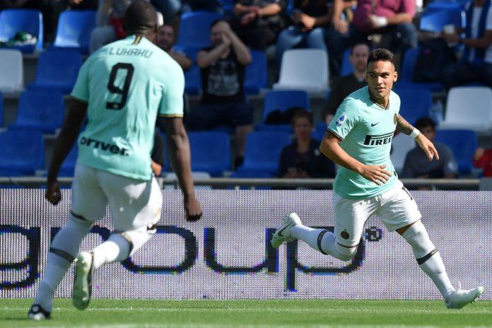 Spettacolo al Mapei, Inter batte Sassuolo 4-3 e resta in scia Juve