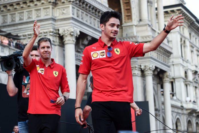 """F1, Leclerc: """"Incidente in Brasile? Con Vettel ci siamo chiariti"""""""