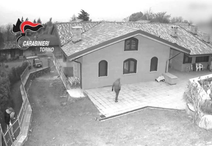 Rapine in villa, sgominata banda italo-albanese