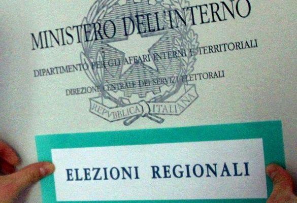 Regionali, domani al voto in Umbria