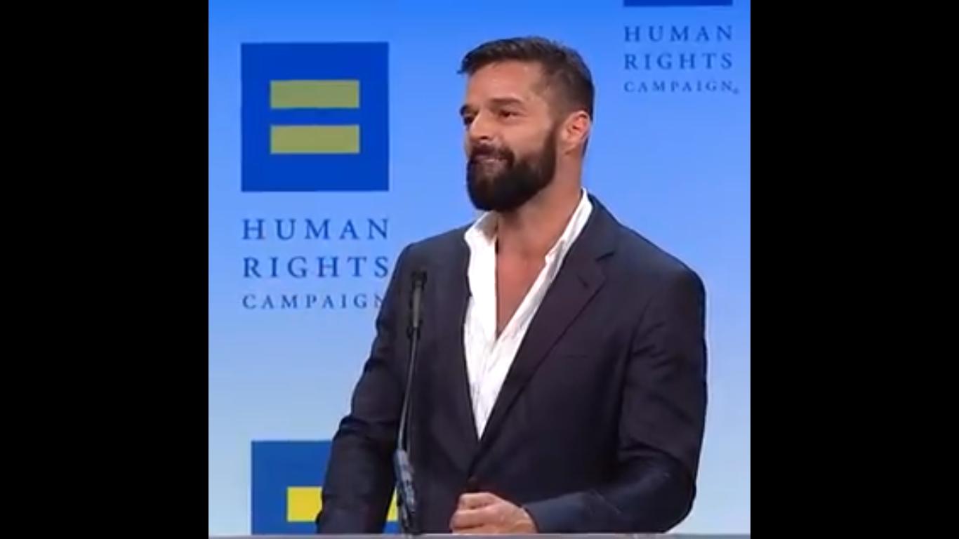 """Ricky Martin, annuncio a sorpresa """"Aspettiamo il quarto figlio"""""""