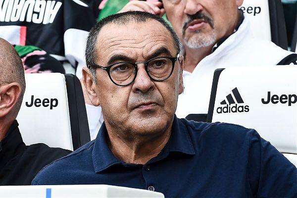 """Juve, Sarri: """"Paura dell'Inter visto il mercato? Dobbiamo pensare a noi"""""""