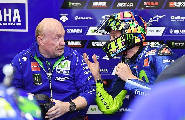 Valentino Rossi cambia capotecnico, Munoz sostituisce Galbusera