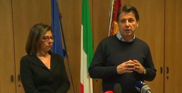 """Conte a Venezia: """"Dichiareremo lo stato d'emergenza, il Mose va completato"""""""