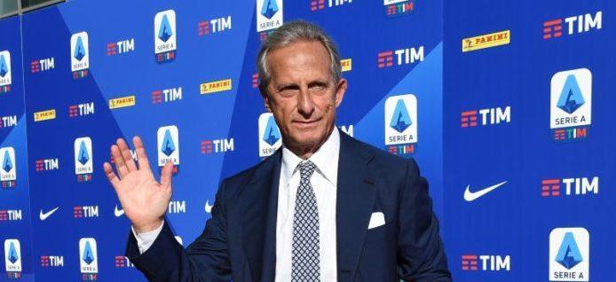Lega di Serie A, si dimette il presidente Gaetano Miccichè