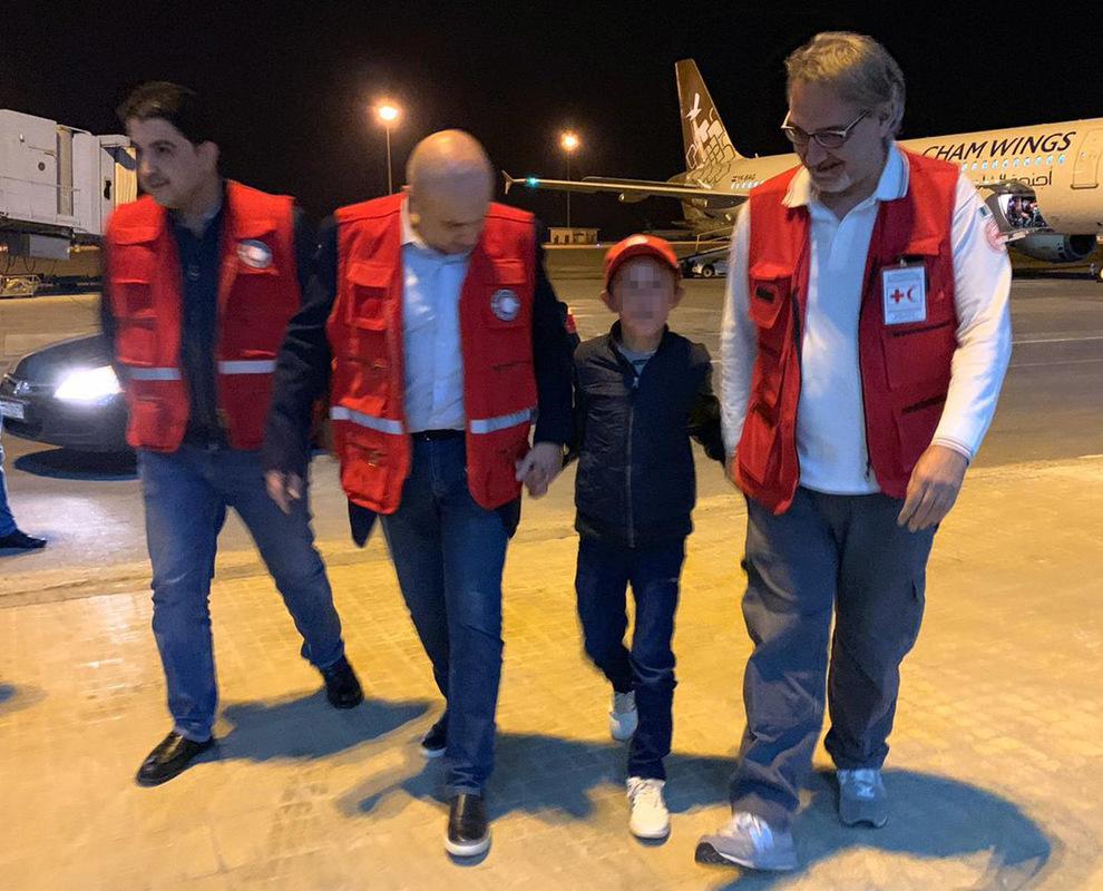 Alvin è tornato in Italia, la madre lo aveva portato in Siria per unirsi all'Isis