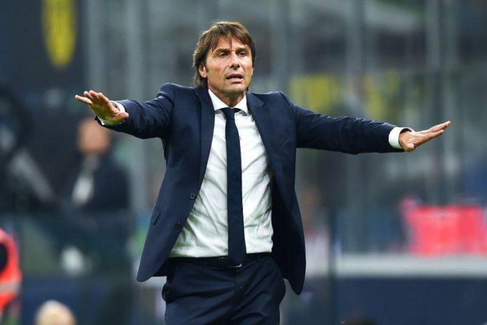 Minacce e proiettile per Conte, vigilanza per il tecnico dell'Inter
