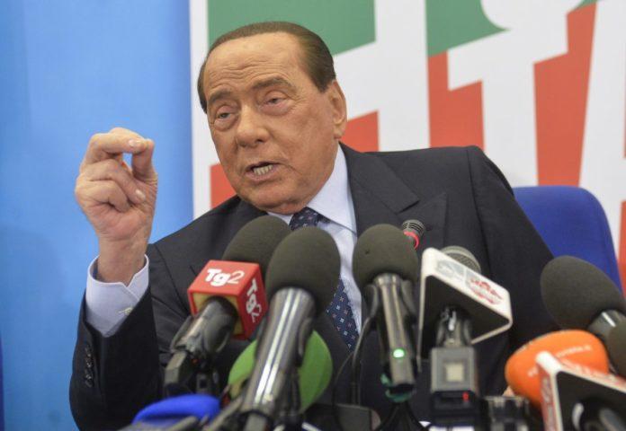 """Berlusconi """"Al governo con la Lega eviteremo isolamento in Europa"""""""