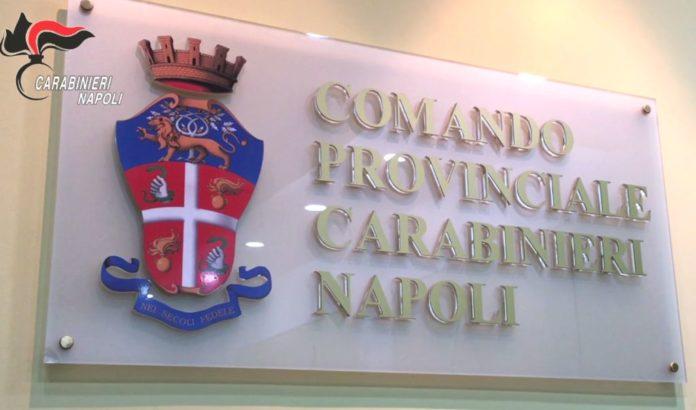Estorsioni e droga, 22 arresti a Napoli