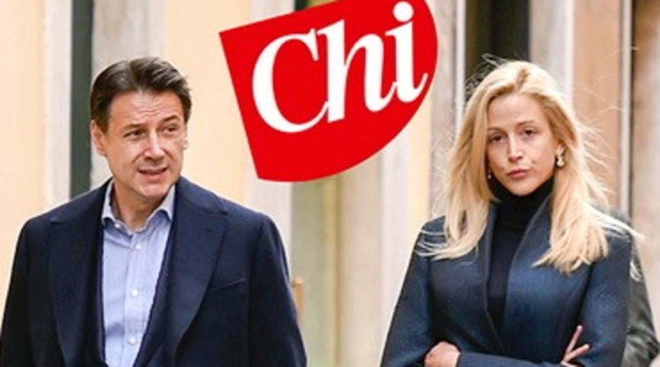 Il premier Conte e Olivia Paladino paparazzati insieme dopo la crisi