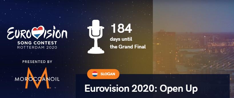 L'Eurovision song contest 2020 cerca volontari: 18 giorni di lavoro a tempo pieno a… gratis