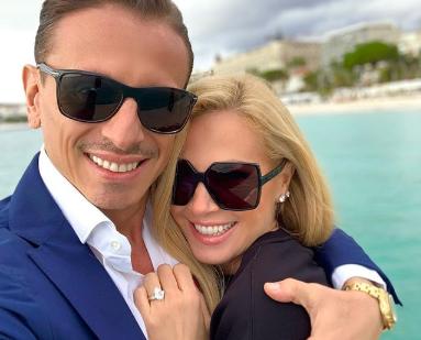 Matrimonio in vista per Federica Panicucci? L'anello non lascia dubbi