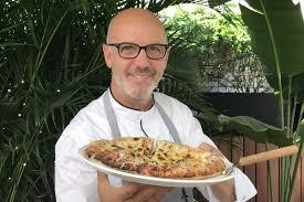Franco Pepe vince l'Oscar della pizza italiana