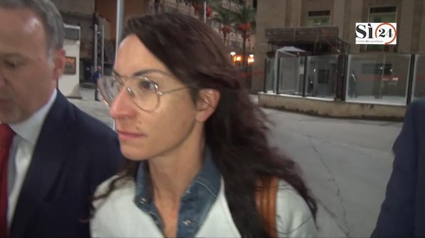 Caso Nicosia, la deputata Occhionero in Procura a Palermo | VIDEO