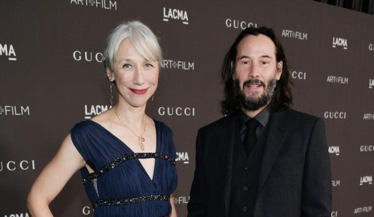 Keanu Reeves e la fidanzata Alexandra del mirino degli haters