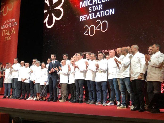 Enrico Bartolini nuovo chef 3 stelle della Guida Michelin