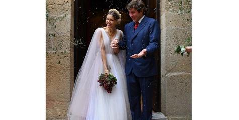 """Nicoletta Romanoff ha spostato Federico Alverà """"E abbiamo detto sì"""""""