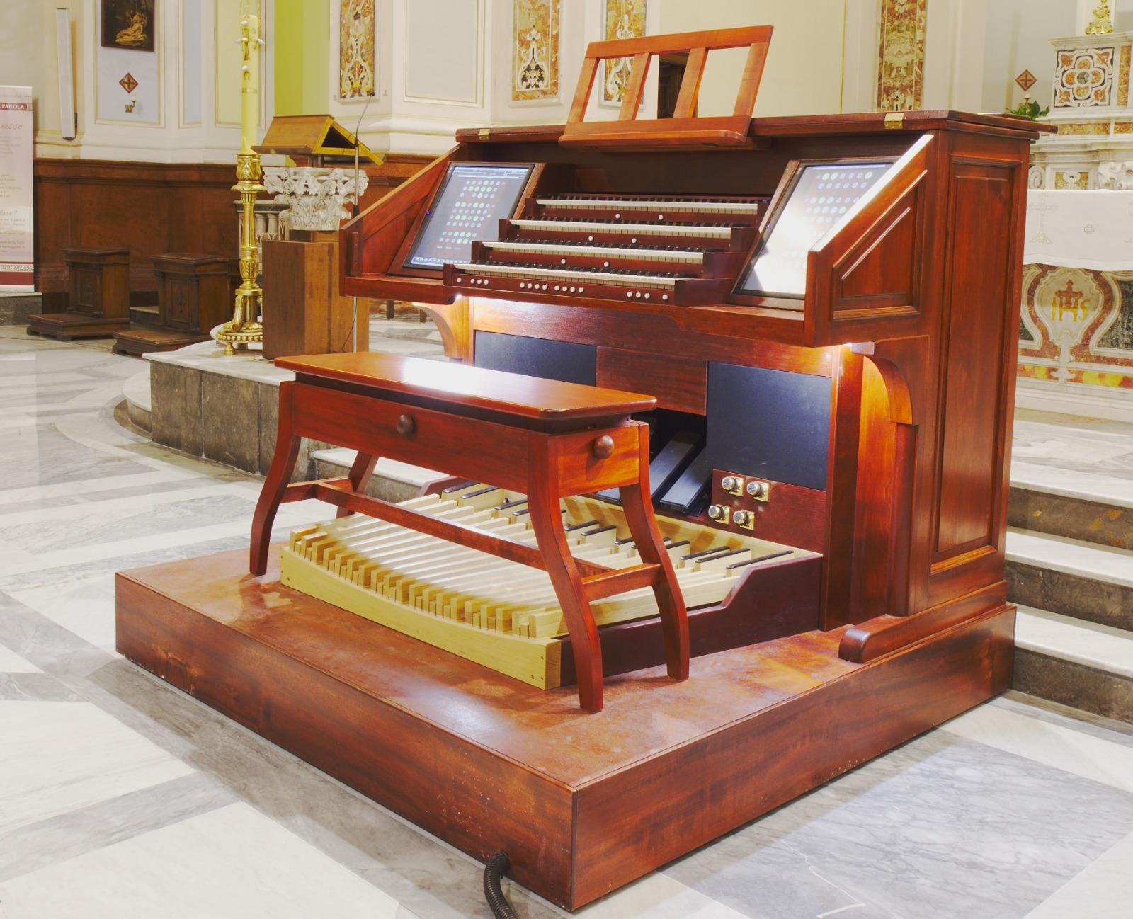 Messina, un nuovo organo per la chiesa di Santa Caterina