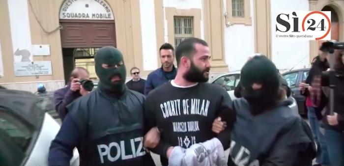 Mafia, catturato a Palermo il giovane latitante di Brancaccio Pietro Luisi