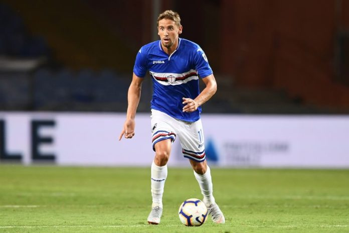 La Sampdoria batte l'Udinese ed esce dalla zona calda della classifica