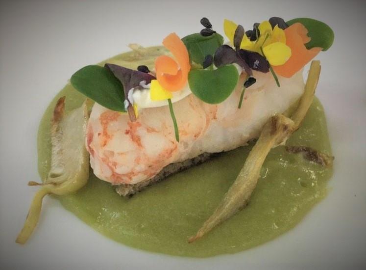 """Le aragoste in un """"Sogno d'estate"""", ricetta dello chef Dario Arena"""